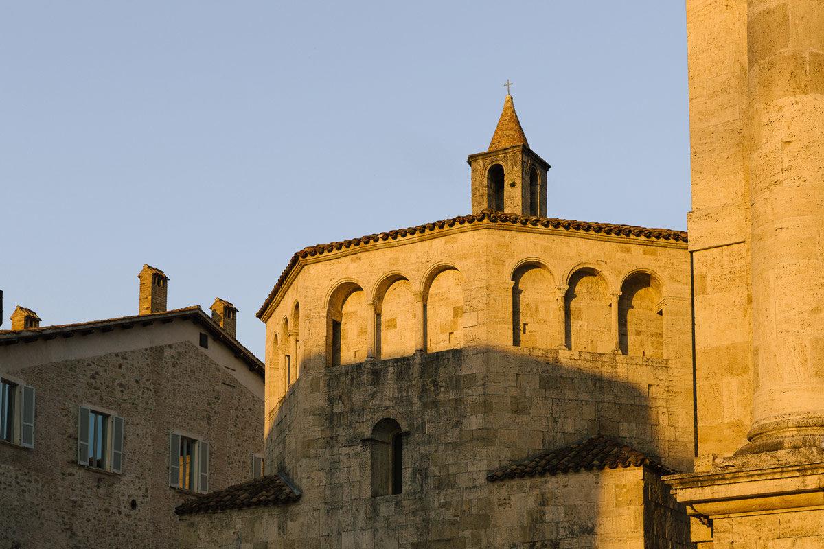 Visit Ascoli Battistero San Giovanni