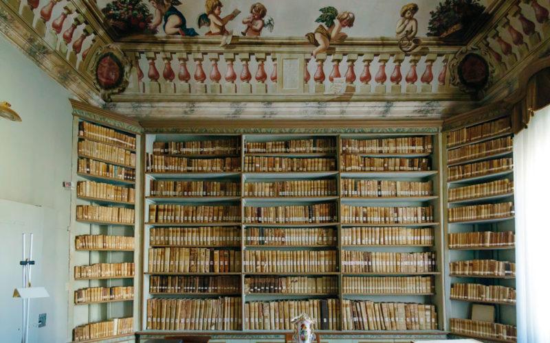 """I Musei di Ascoli Piceno: il museo biblioteca """"Antonio Marcucci"""""""