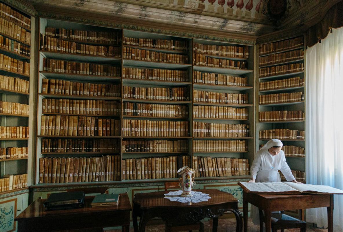 VisitAscoli Biblioteca Suore Marcucci