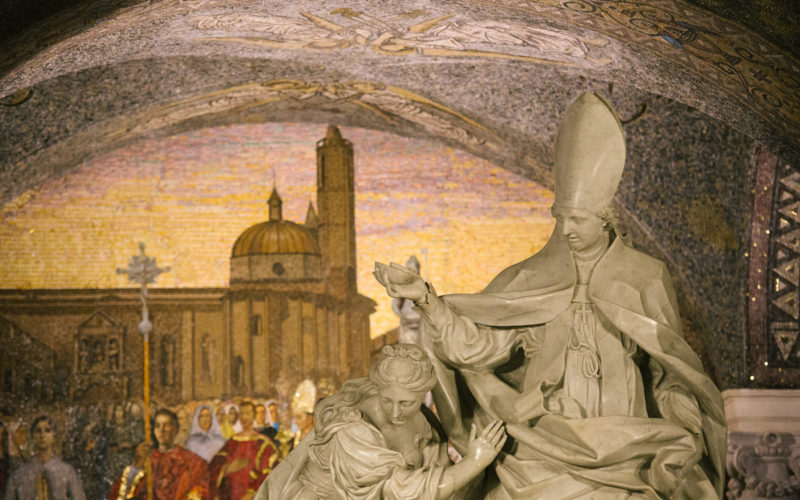 A closer look at Ascoli Piceno's churches: the Crypt of the Cathedral