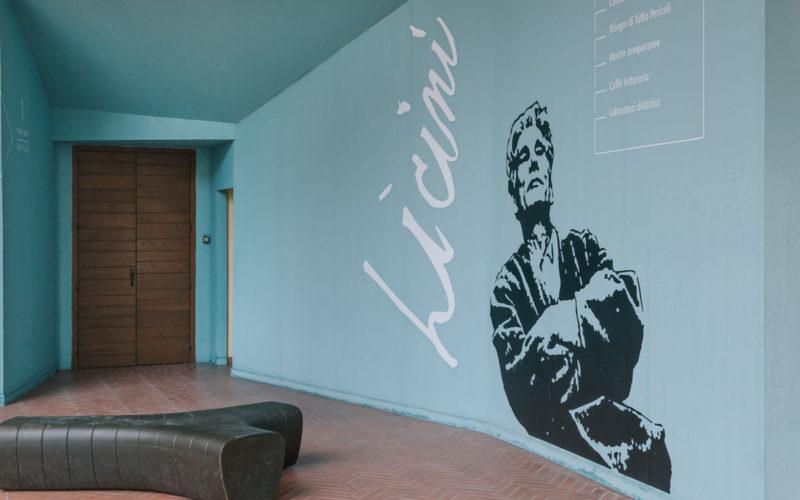 "The museums of Ascoli Piceno: the ""Osvaldo Licini"" Contemporary Art Gallery"