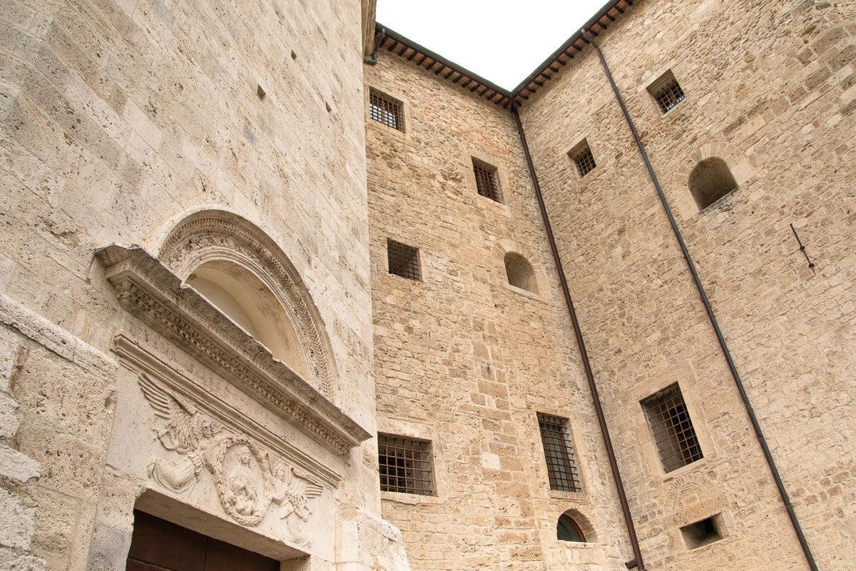 Visit Ascoli Museo dell'Alto Medioevo esterno