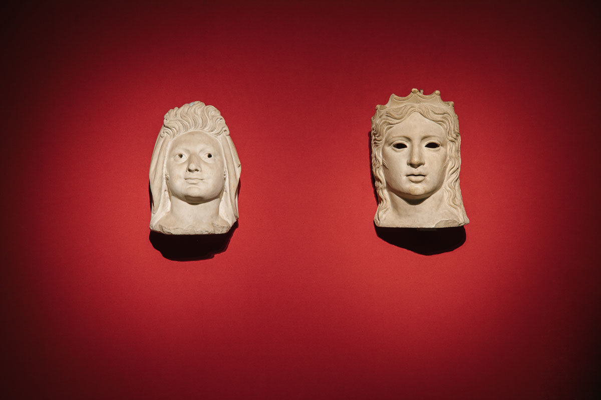 Visit Ascoli Museo dell'Alto Medioevo - dettaglio