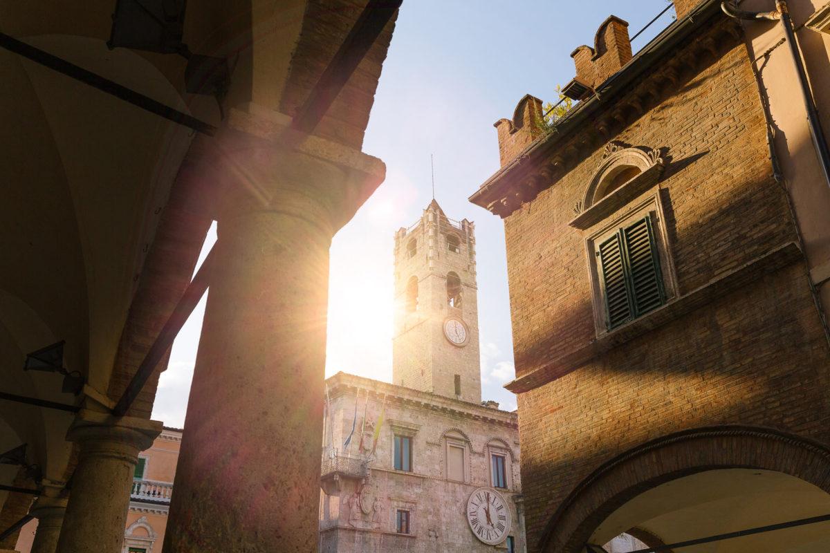 Visit Ascoli Palazzo dei Capitani