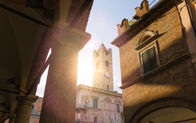 Ad Ascoli Piceno un edificio ricco di storia e cultura: Palazzo dei Capitani del Popolo
