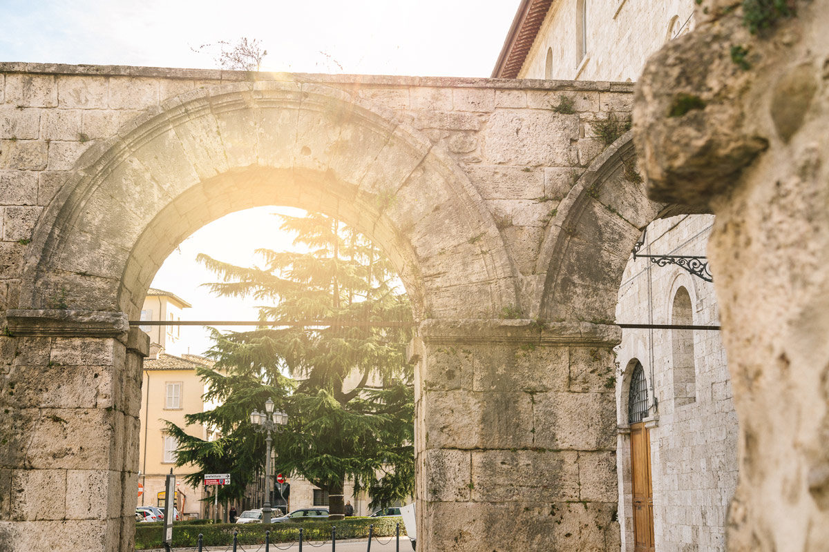 Visit Ascoli Porta Romana
