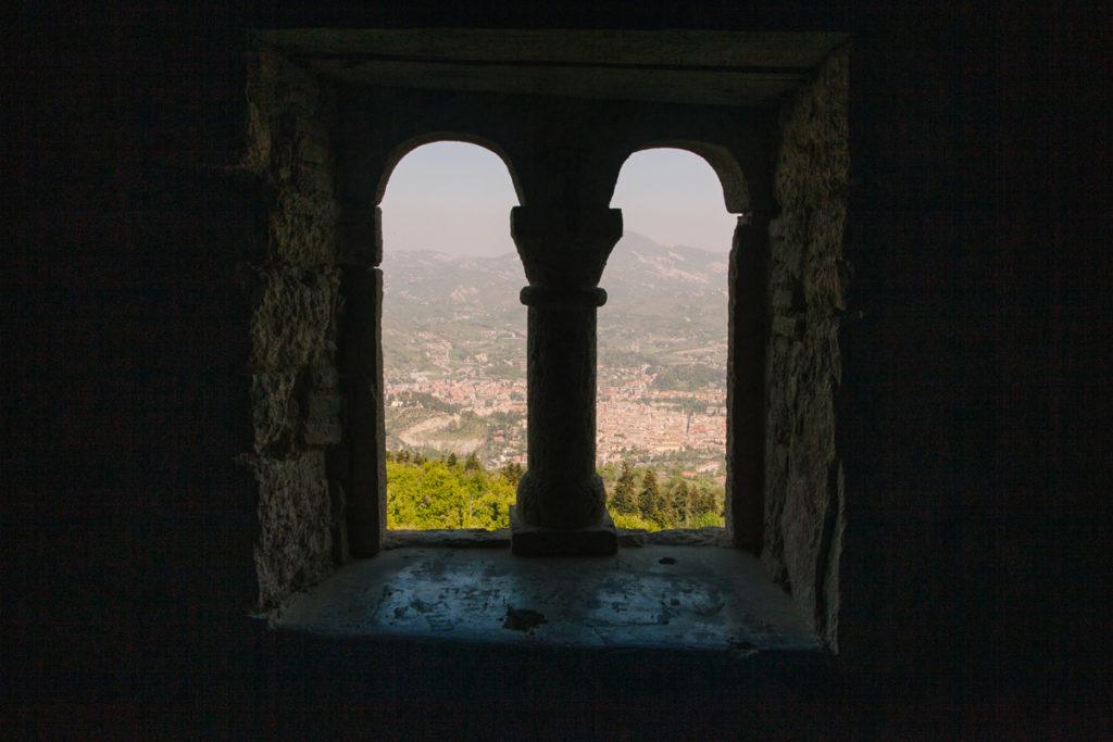 Colle San Marco di Ascoli Piceno, mèta di eremiti nel corso dei secoli