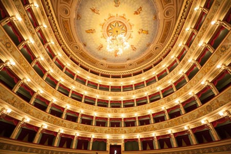Visit Ascoli Teatro Ventidio Basso