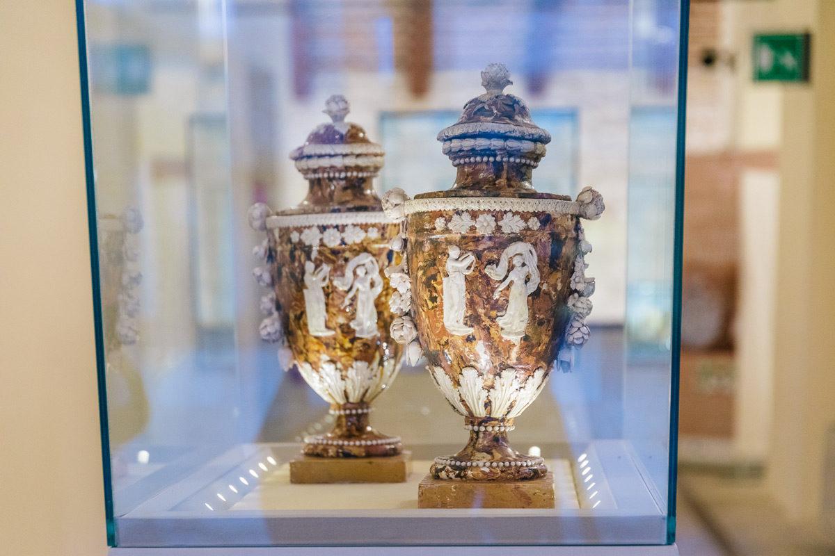Visit aScoli Museo della ceramica eccellenza artistica della maiolica ascolana, dettagli