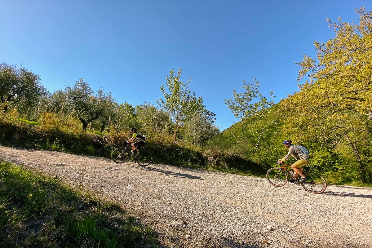 Percorsi in bicicletta nei dintorni di Ascoli Piceno