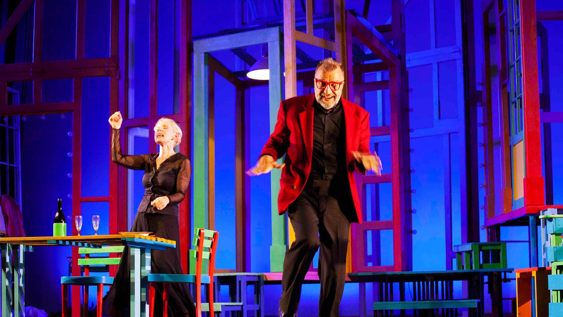 Visit Ascoli   Evento Teatrale - Alle 5 da me