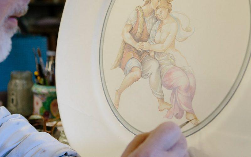 """""""Buongiorno Ceramica"""", Ascoli celebra la sua tradizione artistica e artigianale"""